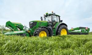 Тракторы John Deere серии 6M