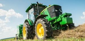 Серия 6B тракторов John Deere