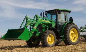 Тракторы Джон Дир 6D