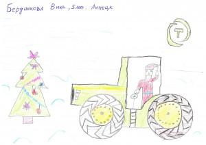 Бердникова Вика, 5 лет (Липецк)