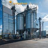 Силос для хранения зерна