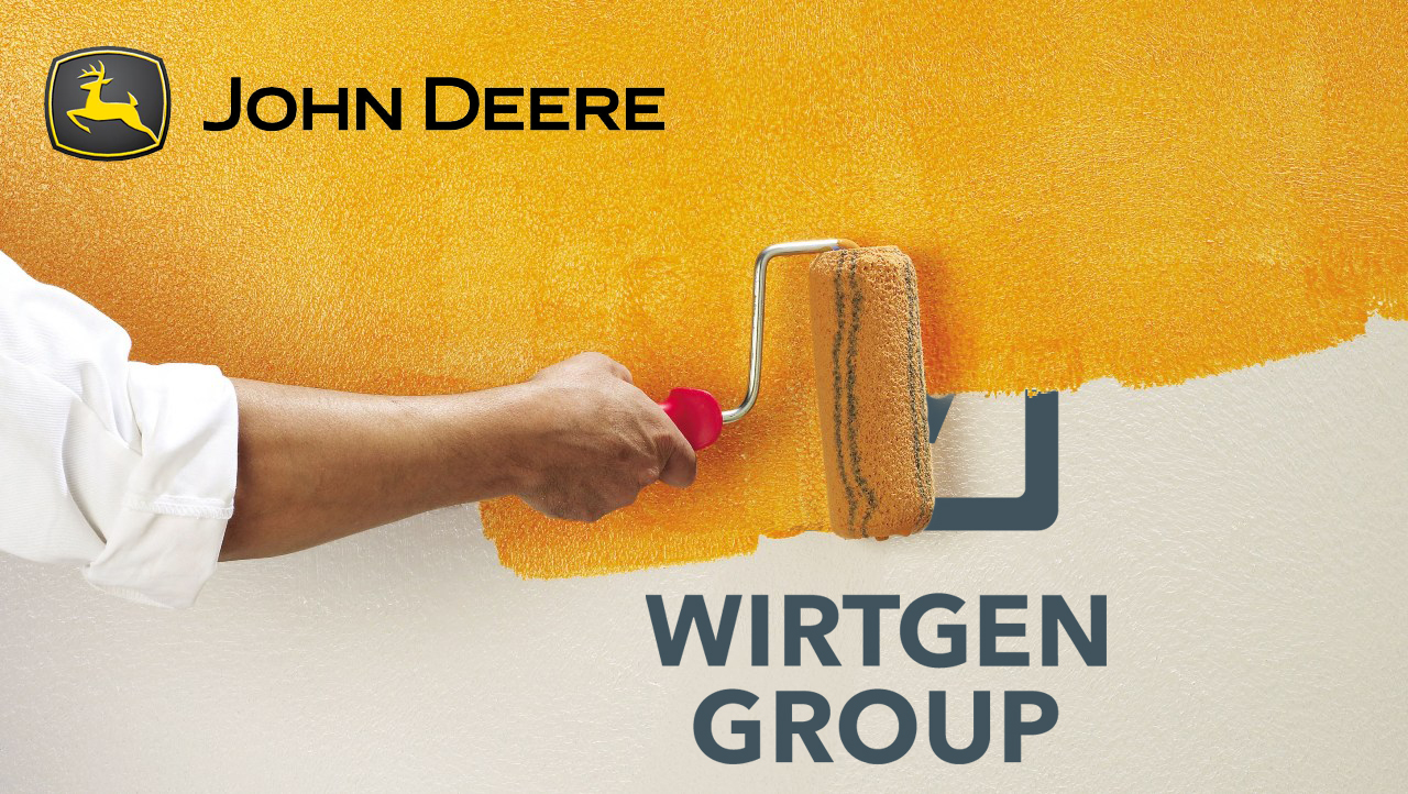 John Deere купил Wirtgen Group