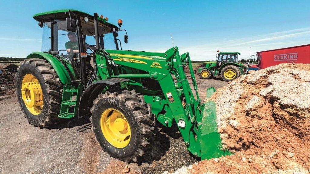 Трактор 6095B