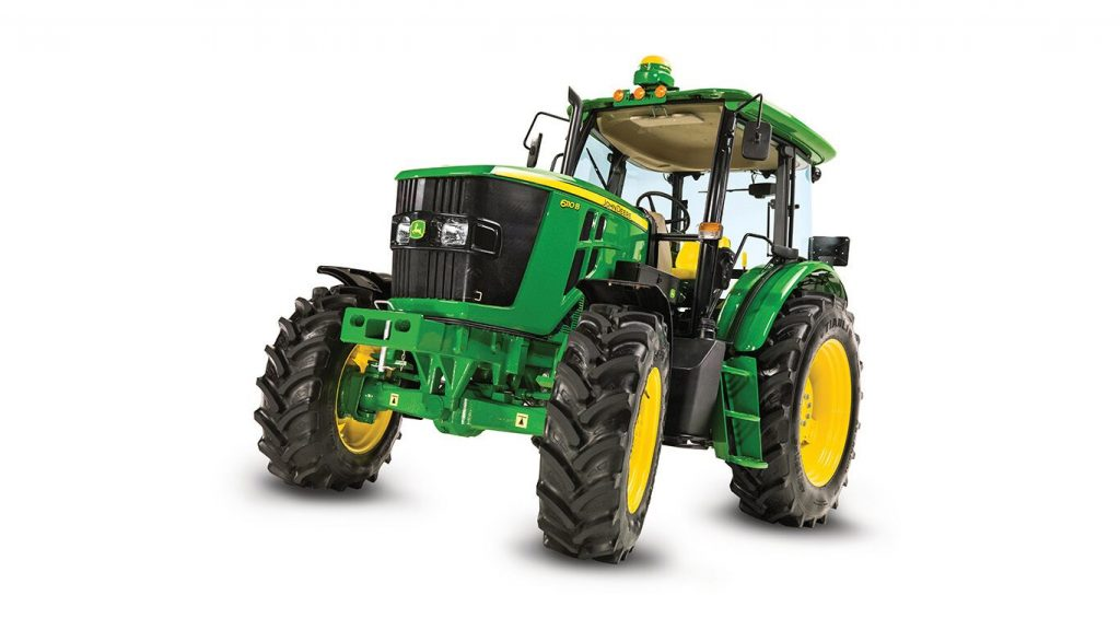 Трактор 6110B