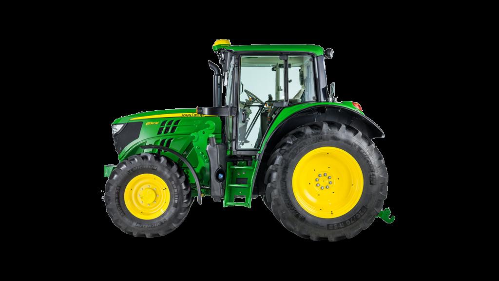 Трактор 6125M