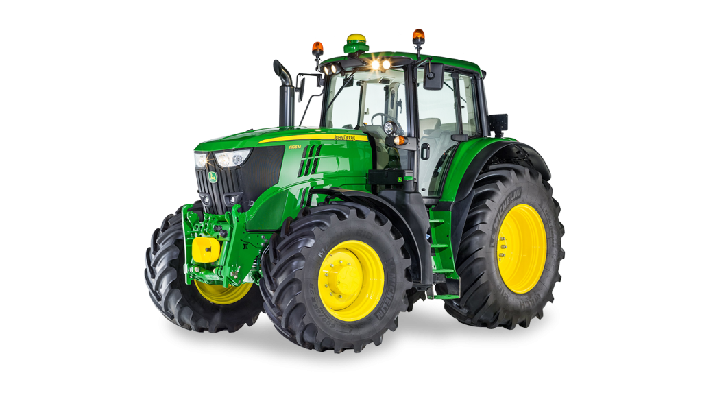 Трактор 6195M
