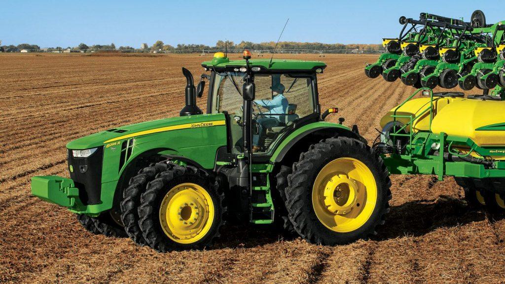 Трактор 8295R