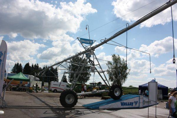 Международный день поля Potato Russia 2018