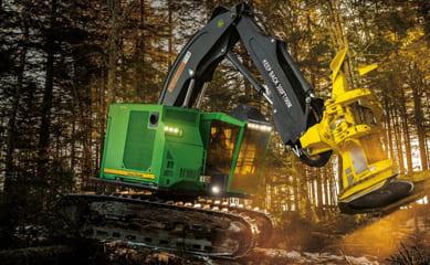 Хлыстовая лесозаготовка