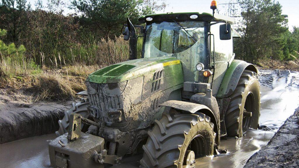 Трактор 6155M