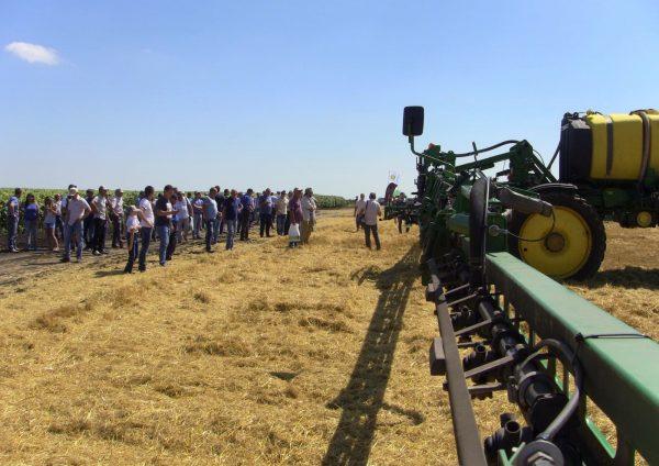 День поля John Deere 2016 в Липецкой области