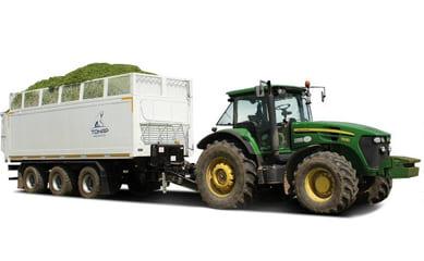 Тракторные прицепы «Тонар»