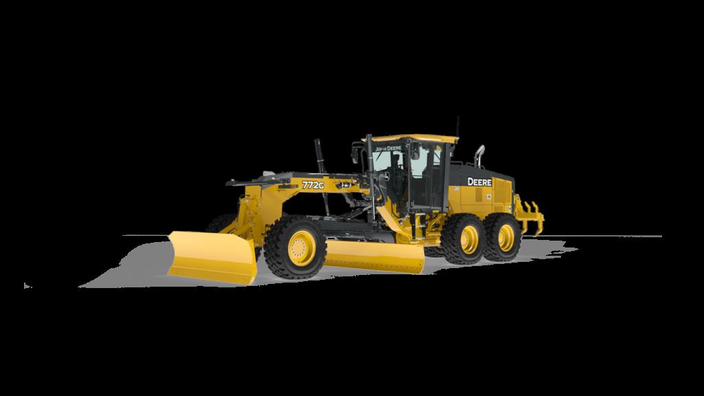 Автогрейдер 772G