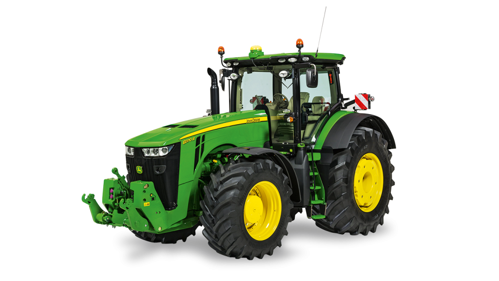 Трактор 8370R