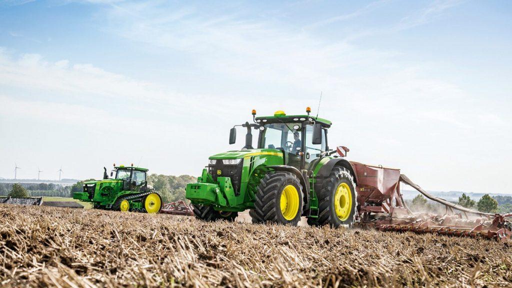 Трактор 8345R