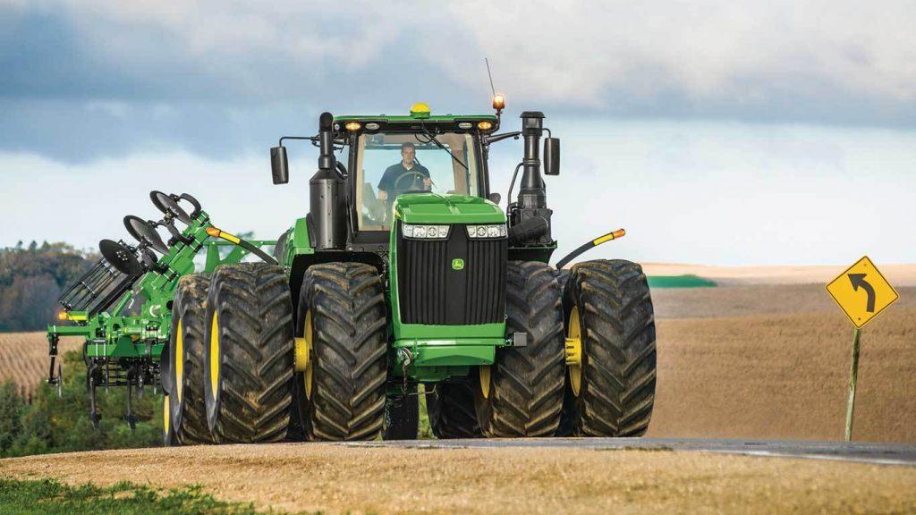 Трактор 9570R