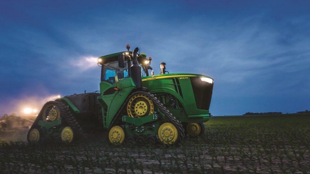 Трактор 9470RX