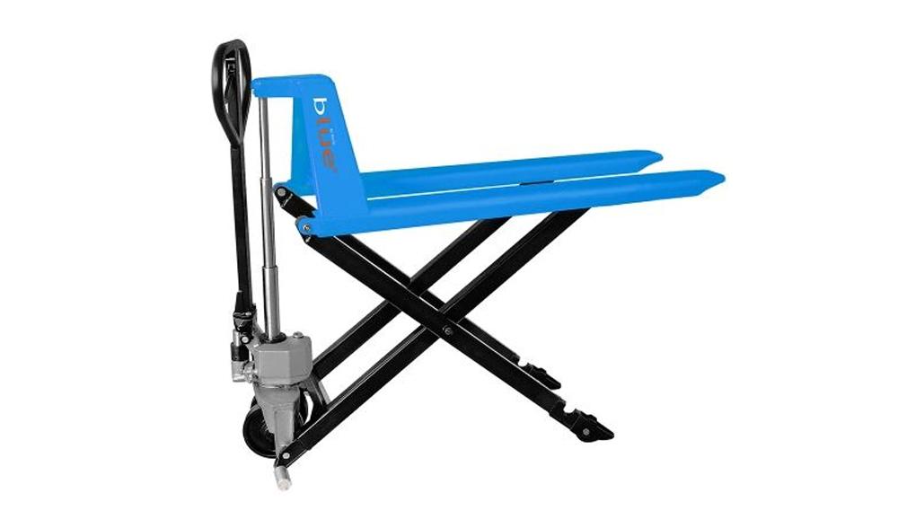 Подъемные вилочные столы RXM10 / RXE10