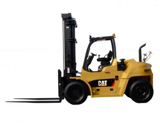 Дизельные погрузчики CAT DP100-150NM