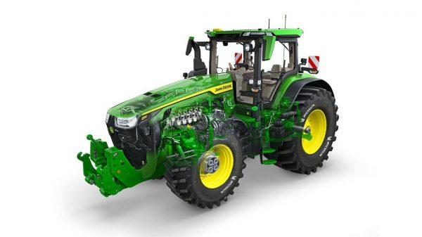 Тракторы 8R удостоены двух престижных премий в области промышленного дизайна