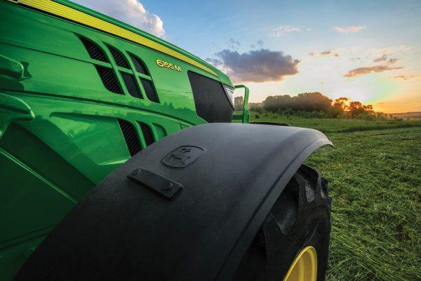 Лизинговое предложение от «Джон Дир Файнэншл» на тракторы 6М