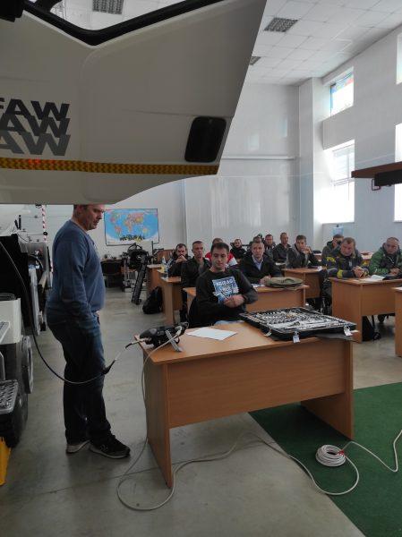 Обучение для сотрудников «Технодом»  от представителей компании FAW