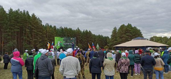 «Технодом» принял участие в Рязанском «Дне леса»